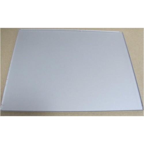 Изображение Стекло лакобель RAL 9006 серый (grey metal) 01.5.2 - изображение 2