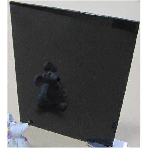Зображення Скло Лакобель RAL 9005 чорне (black classic) 01.5.6 - изображение 2