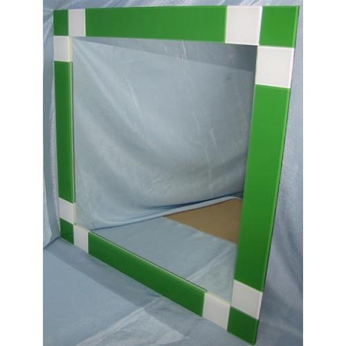 Изображение Зеркало с декоративными накладками 600 х 600 мм. 02.17.1 - изображение 2