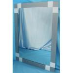 Зображення Дзеркало з декоративними накладками 800 х 600 мм. 02.17.10 - изображение 1