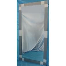 Изображение Зеркало с декоративными накладками 1200 х 600 мм. 02.17.12