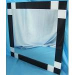 Зображення Дзеркало з декоративними накладками 600 х 600 мм. 02.17.13 - изображение 1