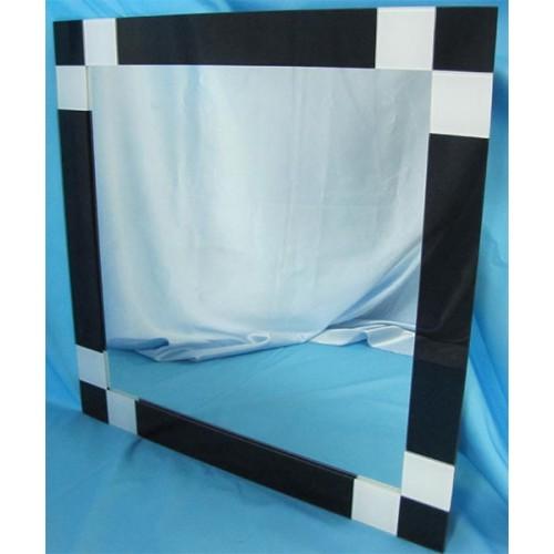 Изображение Зеркало с декоративными накладками 600 х 600 мм. 02.17.13 - изображение 2