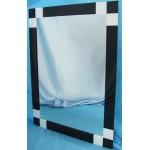 Изображение Зеркало с декоративными накладками 800 х 600 мм. 02.17.14 - изображение 1