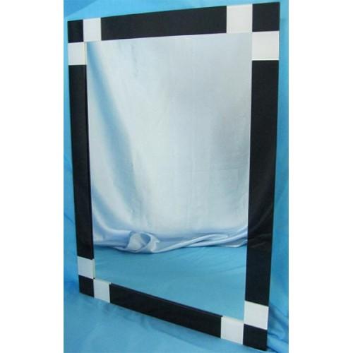Изображение Зеркало с декоративными накладками 800 х 600 мм. 02.17.14 - изображение 2