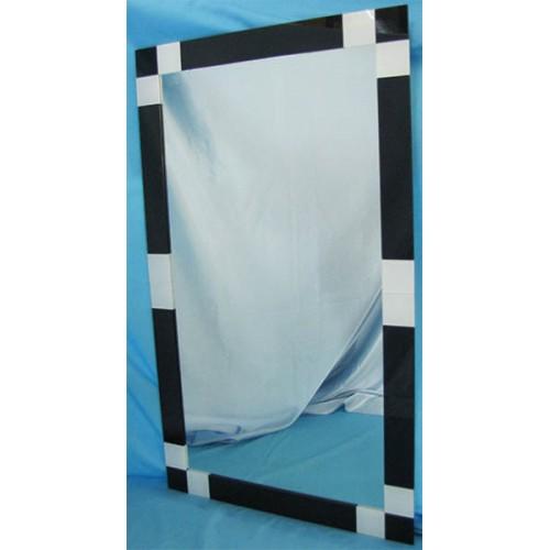 Зображення Дзеркало з декоративними накладками 1000 х 600 мм. 02.17.15 - изображение 2