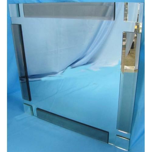 Изображение Зеркало с декоративными накладками 500 х 500 мм. 02.17.25 - изображение 2