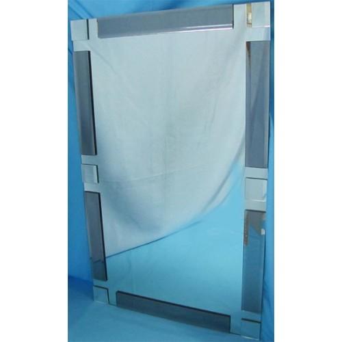 Изображение Зеркало с декоративными накладками 800 х 500 мм. 02.17.26 - изображение 2