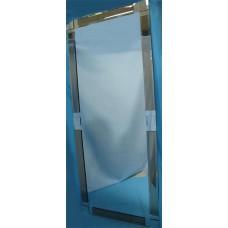Изображение Зеркало с декоративными накладками 1200 х 500 мм. 02.17.28