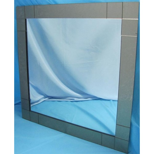 Изображение Зеркало с декоративными накладками 600х600мм 02.17.29 - изображение 2