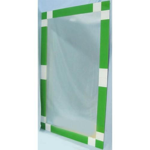 Изображение Зеркало с декоративными накладками 1000 х 600 мм. 02.17.3 - изображение 2