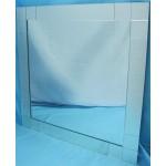 Изображение Зеркало с декоративными накладками 600 х 600 мм. 02.17.32 - изображение 1