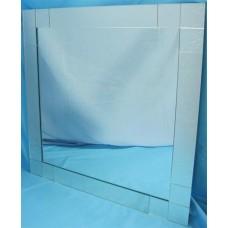 Изображение Зеркало с декоративными накладками 600 х 600 мм. 02.17.32