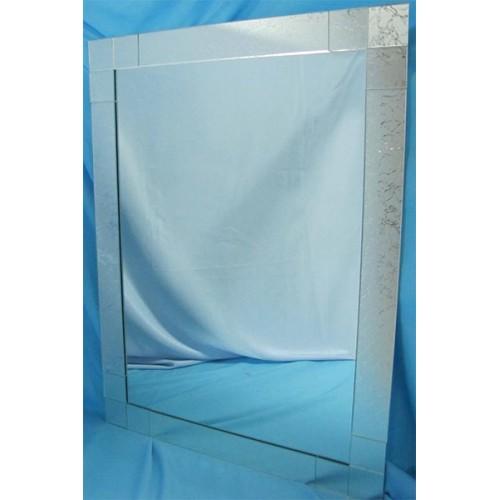 Изображение Зеркало с декоративными накладками 800 х 600 мм. 02.17.33 - изображение 2