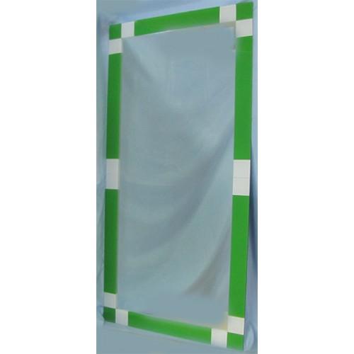 Изображение Зеркало с декоративными накладками 1200 х 600 мм. 02.17.4 - изображение 2