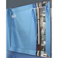 Изображение Зеркало с декоративными накладками 800 х 800 мм. 02.17.40