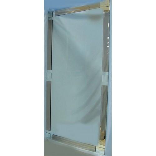 Изображение Зеркало с декоративными накладками 1200 х 600 мм. 02.17.8 - изображение 2