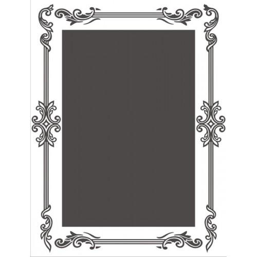 Изображение Зеркало 850 х 650 мм. 02.18.18 - изображение 2