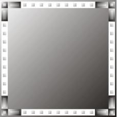 Изображение Зеркало 700 х 700 мм. 02.18.19