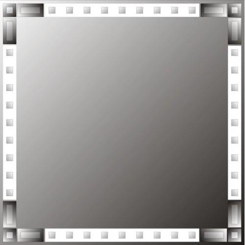 Зображення Дзеркало 700 х 700 мм. 02.18.19 - изображение 2