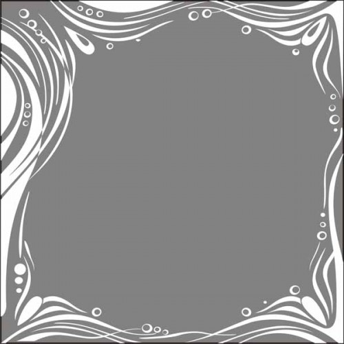 Зображення Дзеркало 700 х 700 мм. 02.18.26 - изображение 2