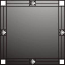 Зображення Дзеркало 600 х 600 мм. 02.19.4