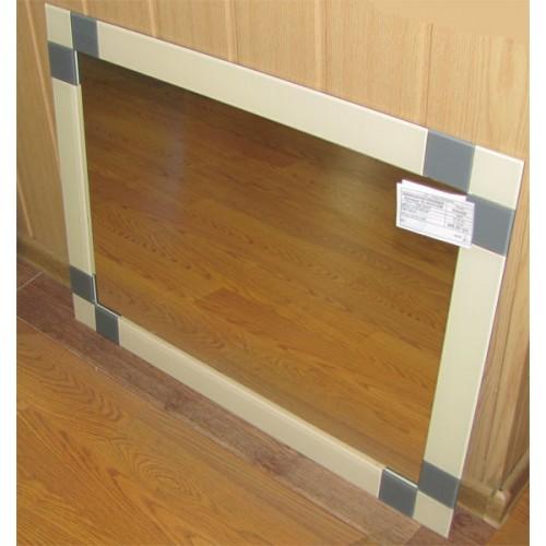 Изображение Зеркало  с декоративными накладками 600 х 800 мм. 02.17.39 - изображение 2