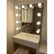 Изображение Комплект зеркала и столика 02.21.18
