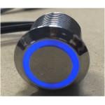 Изображение Выключатель сенсорный с LED подсветкой (на прикосновение с регулировкой яркости) 010.11.16 - изображение 1