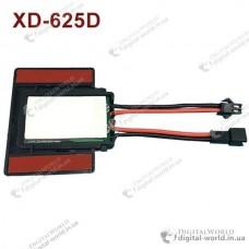 Изображение Сенсорный выключатель XD-625D для зеркала с регулировкой яркости 010.10.41