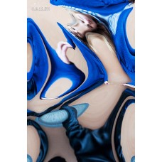 Изображение Зеркало для комнаты смеха 1250 х 535 мм. 02.11.8Н