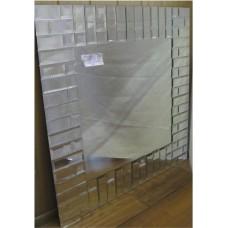 Изображение Зеркало с декоративными накладками 900 х 900 мм. 02.17.44