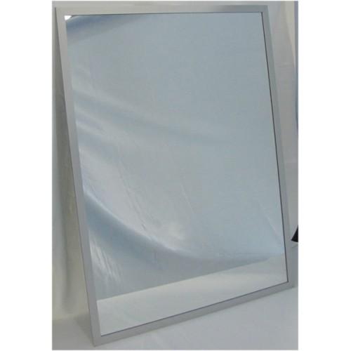 Изображение Зеркало в алюминиевой раме 800 х 600 мм. 02.6.78 - изображение 3