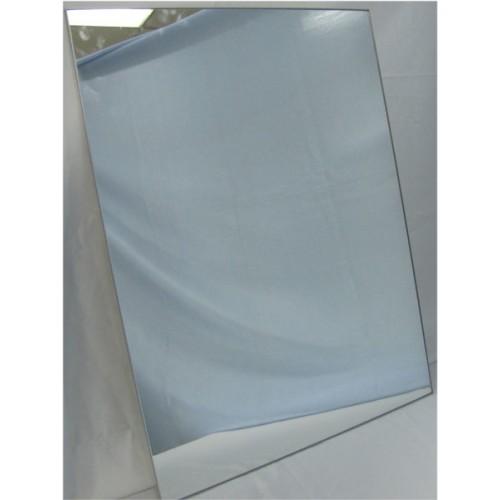 Зображення Дзеркало в алюмінієвій рамі 800 х 600 мм. 02.6.79 - изображение 2