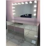 Изображение Зеркало с подсветкой 800 х 1400 мм. и зеркальным столом 02.21.12 - изображение 1