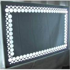 Изображение Зеркало с LED подсветкой 600 х 900 мм. 02.7.98