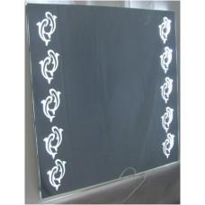 Изображение Зеркало с LED подсветкой 700 х 700 мм. 02.7.99