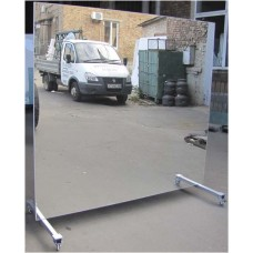 Изображение Зеркало напольное 2000 х 1800 мм. 02.9.15