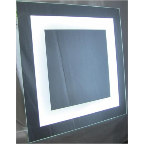Изображение Зеркало с LED подсветкой 600 х 600 мм 280 - изображение 3