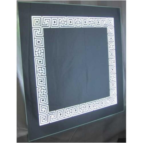 Изображение Зеркало с LED подсветкой 700 х 700 мм. 283 - изображение 2