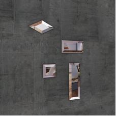 Изображение Декоративные зеркальные элементы в ассортименте 011.8.22
