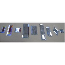 Зображення Декоративні дзеркальні елементи в асортименті 011.8.22
