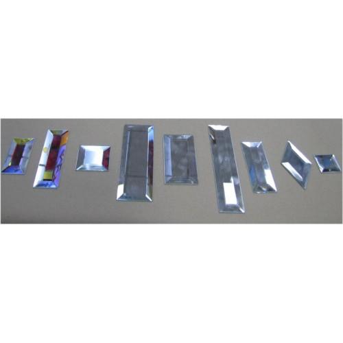 Изображение Декоративные зеркальные элементы в ассортименте 011.8.22 - изображение 6