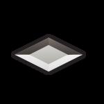 Изображение Декоративный зеркальный элемент с фацетом 51х101 мм 011.8.24 - изображение 1