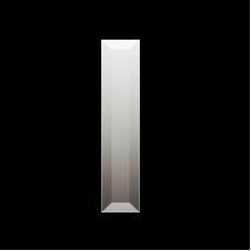 Изображение Декоративный зеркальный элемент с фацетом 38х175 мм 011.8.26