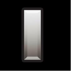 Изображение Декоративный зеркальный элемент с фацетом 51х152 мм. 011.8.28