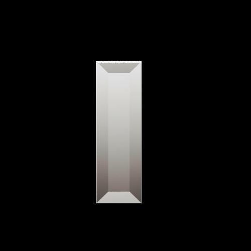 Изображение Декоративный зеркальный элемент с фацетом 38х120 011.8.30 - изображение 5