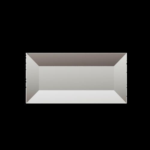 Изображение Декоративный зеркальный элемент с фацетом 38х75 мм 011.8.31 - изображение 3