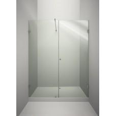 Зображення Перегородка душова зі скла 2000х1200 (з монтажем) 05.4.106