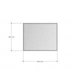 Изображение Зеркало с фацетом 10 мм 650 х 800 мм. 1119 - изображение 3